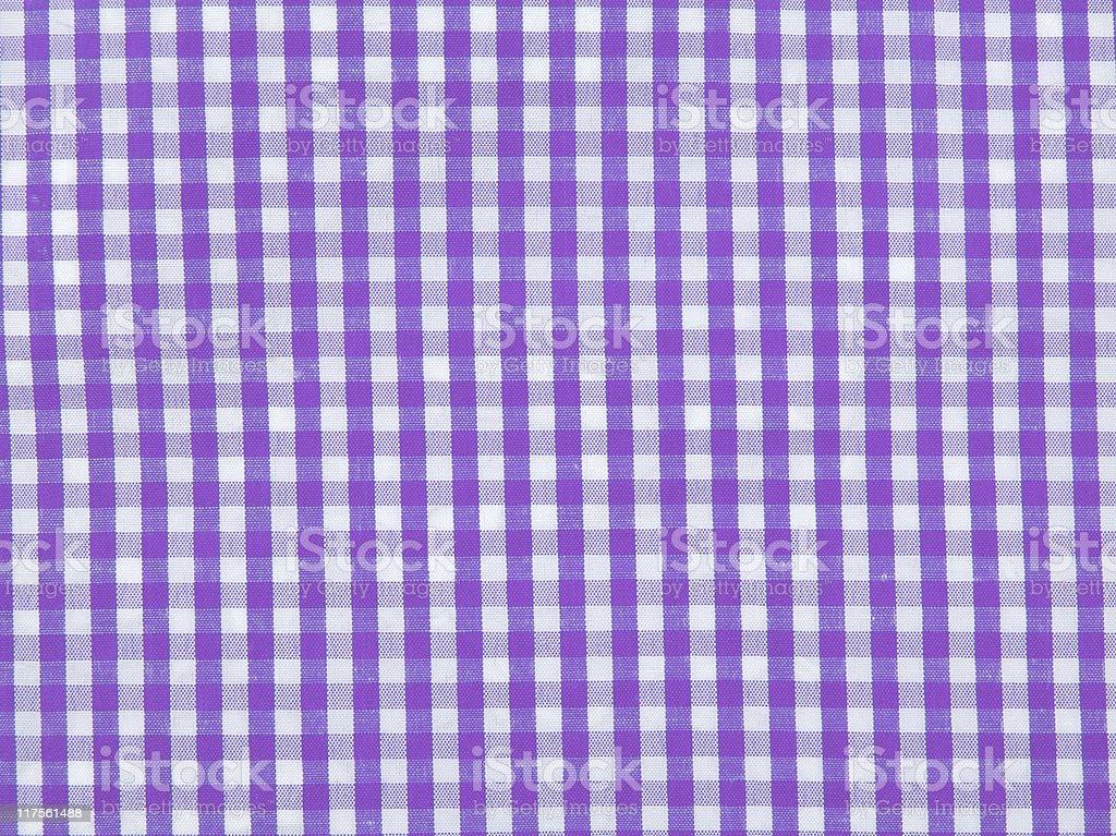Purple Cloth royalty-free stock photo