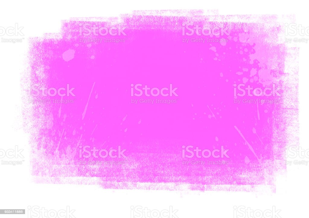 Purple color graphic color brush strokes patches effect background stock photo
