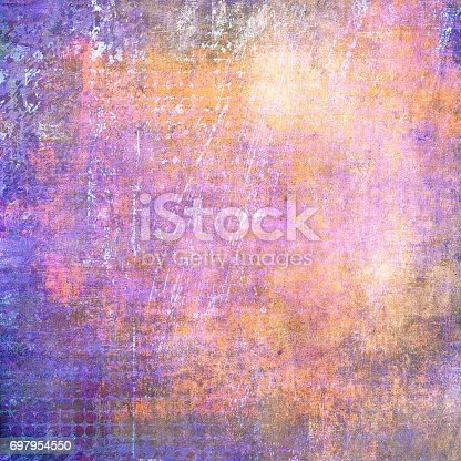istock Purple colorful background 697954550