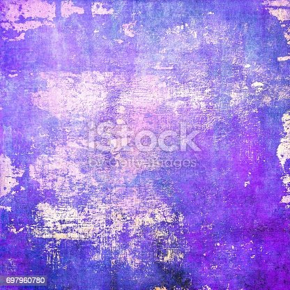 istock Purple colorful background 697960780