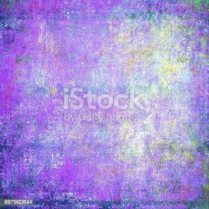 istock Purple colorful background 697960844