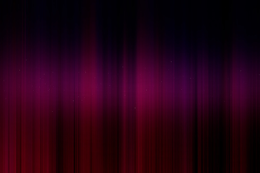 Digitally created image of beautiful purple vertical stripes