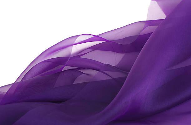 purple tkaniny - tiul tkanina zdjęcia i obrazy z banku zdjęć