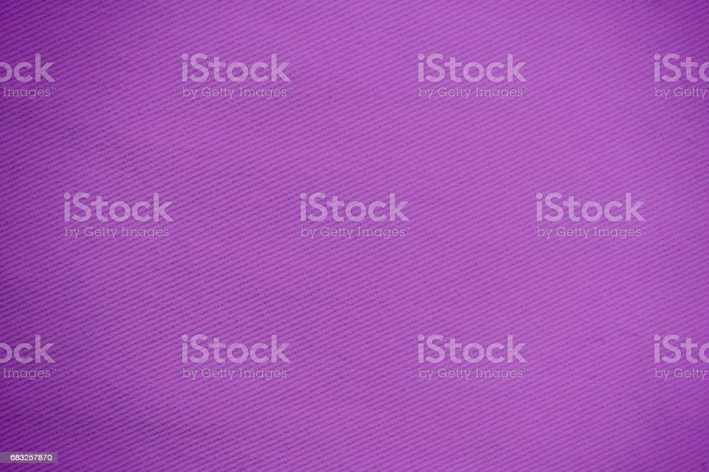 purple fabric texture background stock photo
