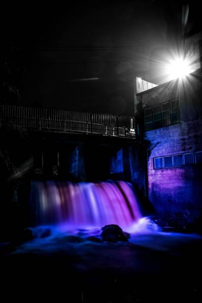 Cachoeira do roxo - foto de acervo