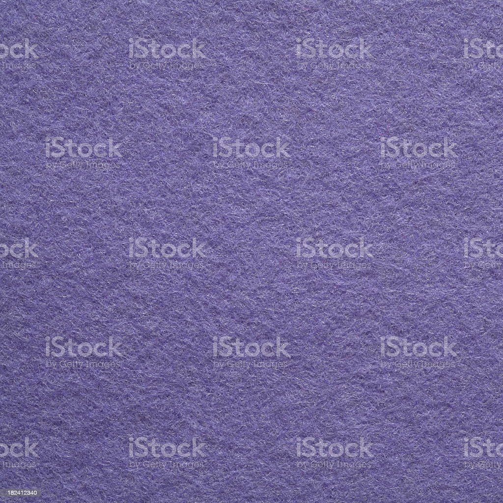 Purple Felt Background royalty-free stock photo