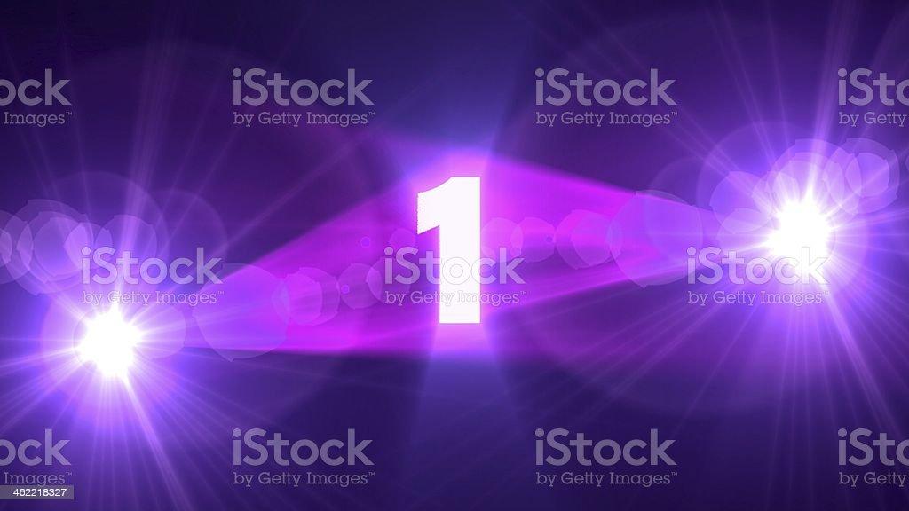 purple flare 1 background royalty-free stock photo