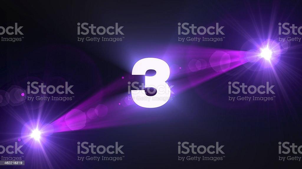 purple flare 3 background royalty-free stock photo