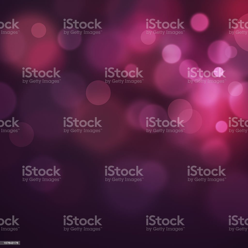 Purple Glitter stock photo