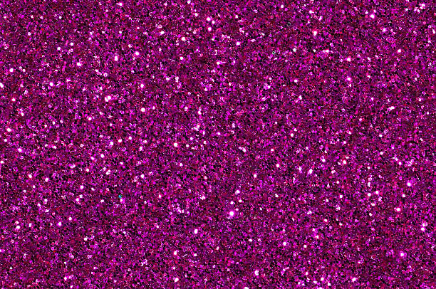 purple glitter texture abstract background - magenta bildbanksfoton och bilder