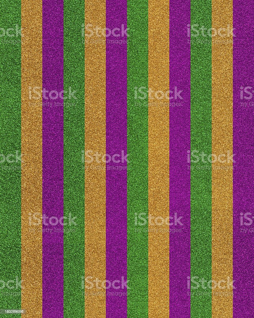 purple, green, and gold glitter royalty-free stock photo