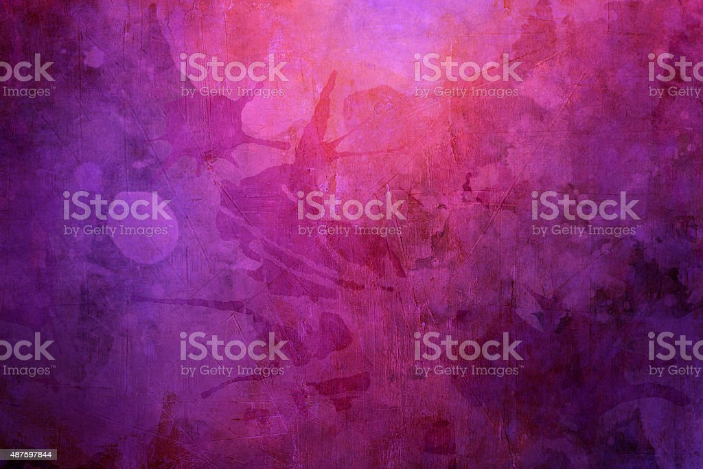 purple grunge  background stock photo