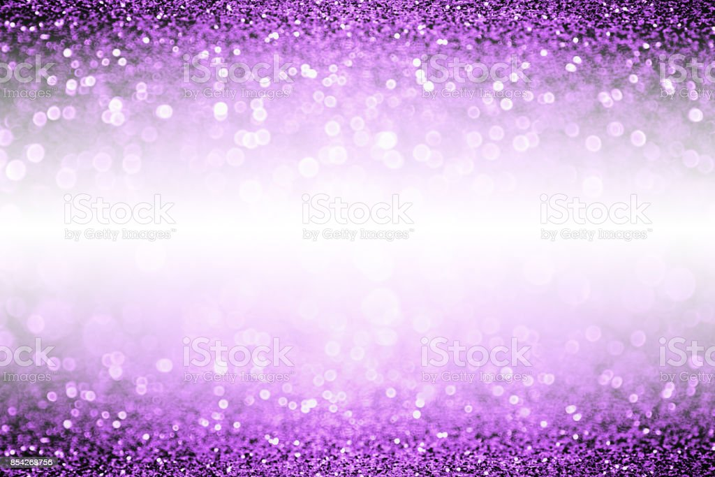 Purple Halloween Background Dance Party Sparkle Backdrop Or Mardi ...