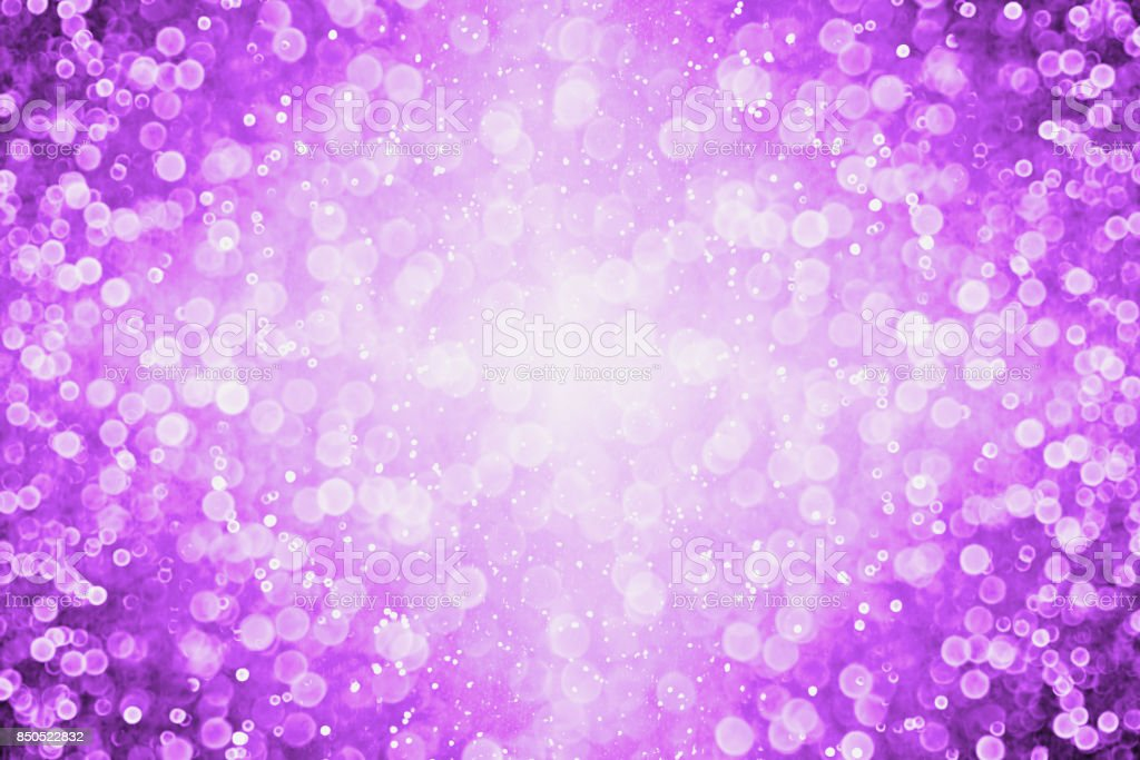 Purple Halloween Dance Party Or Mardi Gras Glitter Background Invite ...