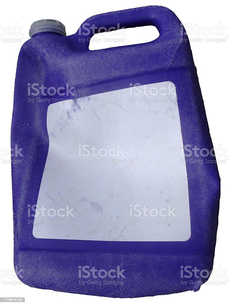 Purple Jug royalty-free stock photo