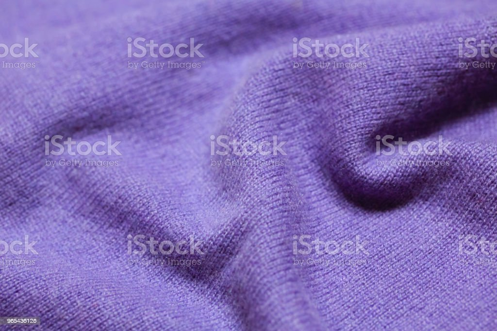 Purple knitted woolen background zbiór zdjęć royalty-free