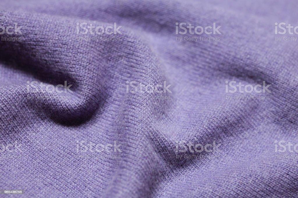 Fond en laine tricoté violet - Photo de Affectueux libre de droits