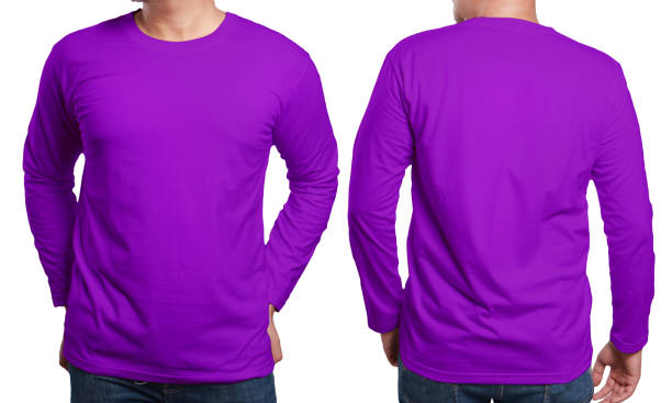 Royalty Free Long Sleeve T Shirt Template Pictures Images And Stock - Long sleeve t shirt template