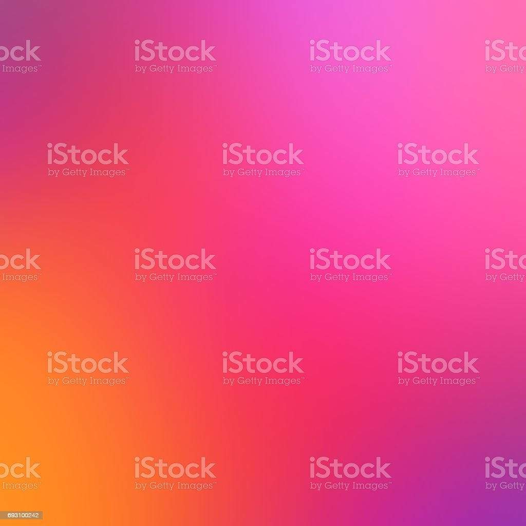 Purple  orange  and pink background stock photo