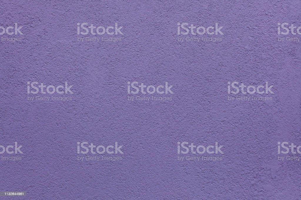 Purple painted stucco wall on Burano Island in the Venetian Lagoon...