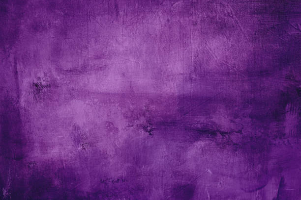 purple painting background or texture - paint texture stock pictures, royalty-free photos & images