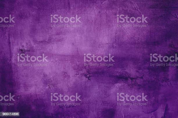 Photo of purple painting background or texture