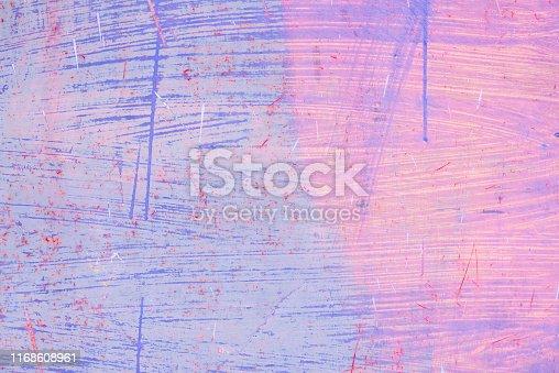 832048182 istock photo Purple pink abstract  grunge background 1168608961