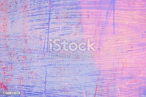832048182 istock photo Purple pink abstract  grunge background 1168610078