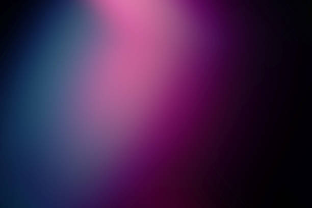 Purple Pink Black Abstract Background stock photo