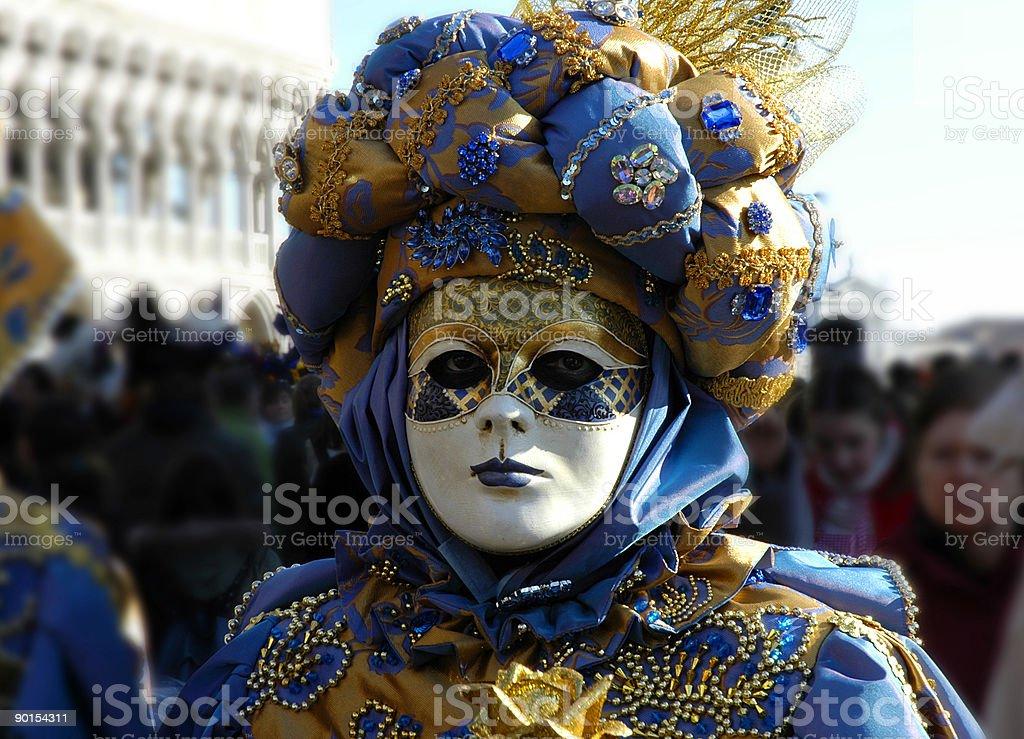 Purple Princess royalty-free stock photo