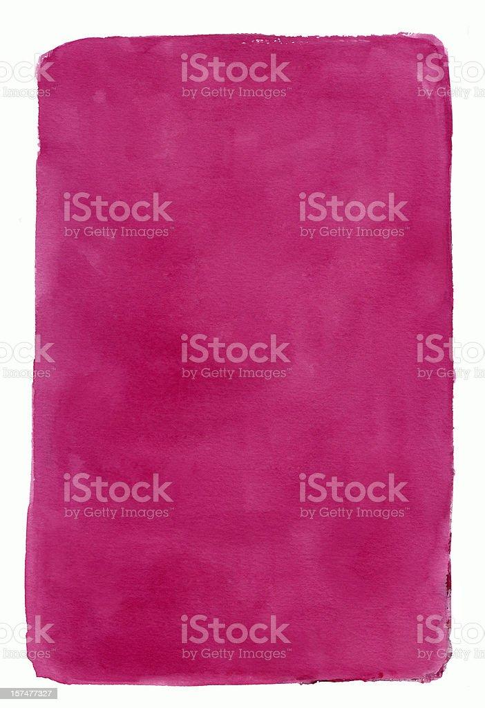 Purple Rain Frame royalty-free stock photo