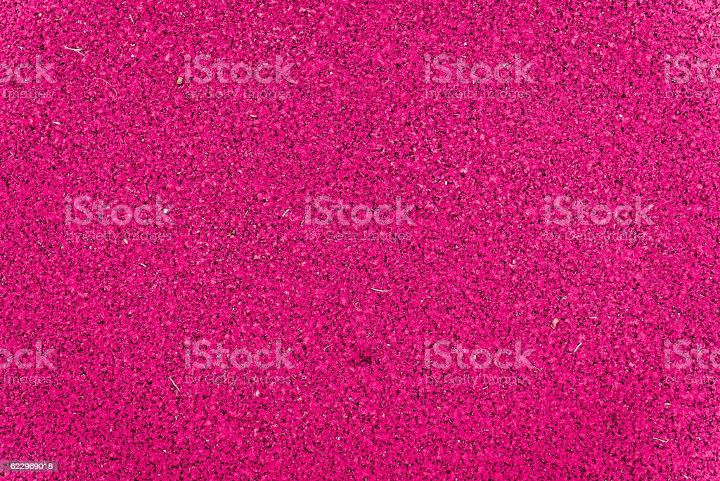 Purple Running track rubber texture. Top view rubber running sports...