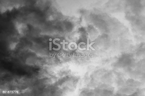 istock Purple sky 851873776