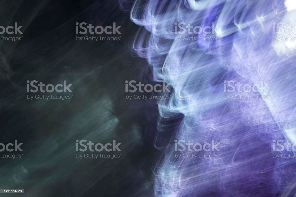 Purple Slate Waves stock photo