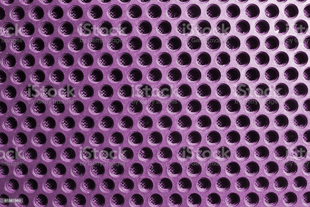 Purple Speaker Mesh Pattern background wallpaper royalty-free stock photo