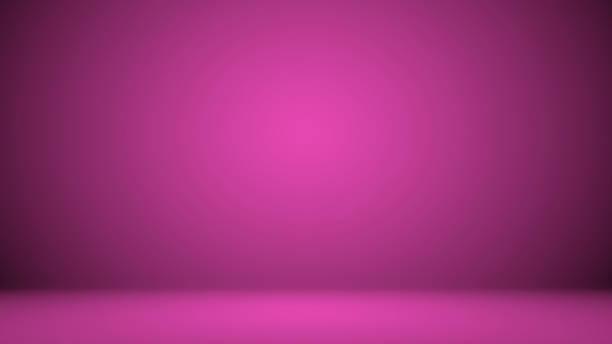Purple studio 3d illustration design. Room empty background. Simple defocus template interior. Luxury abstract texture Purple studio 3d illustration design. Room empty background. Simple defocus template interior. Luxury abstract texture. magenta stock pictures, royalty-free photos & images