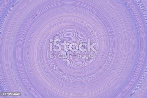 istock Purple swirl design 1178534473