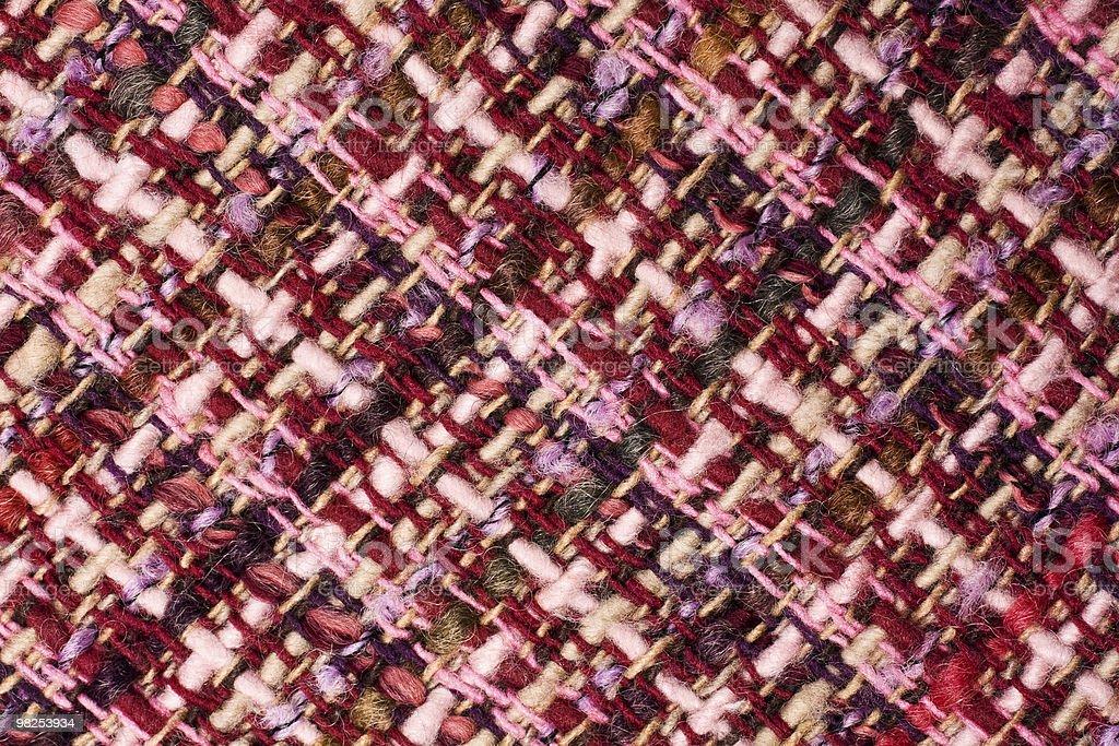 Purple Textile background stock photo