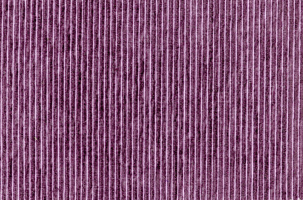 purple velvet fabric scan - corduroy stock pictures, royalty-free photos & images
