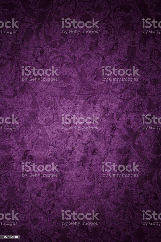 Purple Victorian Background stock photo