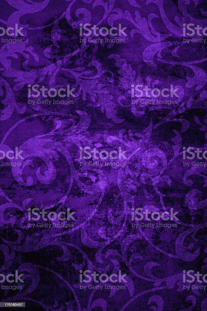 Purple Vintage Background royalty-free stock photo