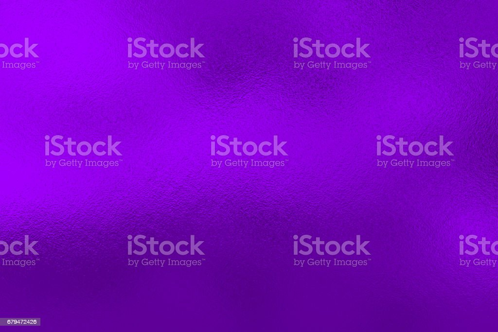 Purple violet foil background, metal texture royalty-free stock photo