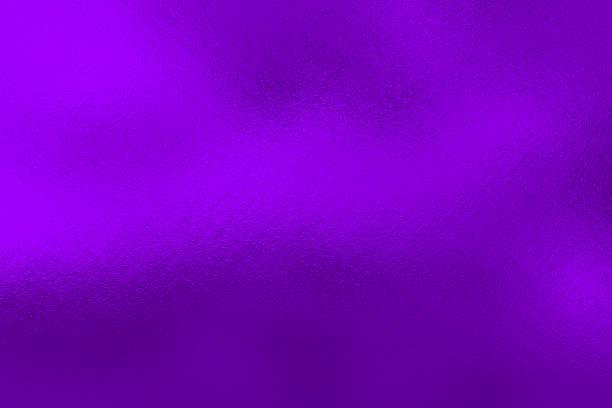 金屬質感紫色紫羅蘭色箔背景 - 紫色 個照片及圖片檔
