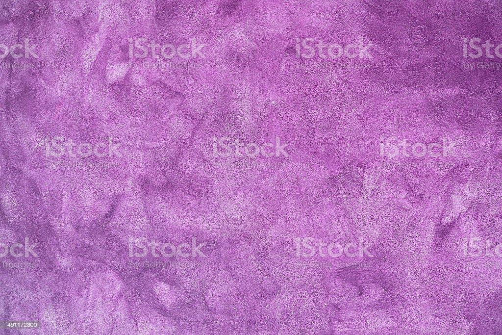 Purple Wall stock photo