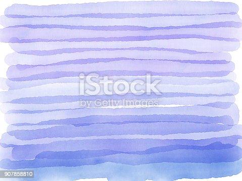 832048182 istock photo purple watercolor wavy lines 907858810