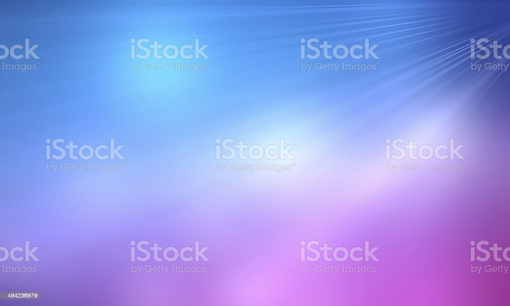 Purple Waves Background stock photo