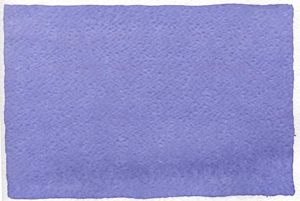 Purple-Blue Watercolor background stock photo