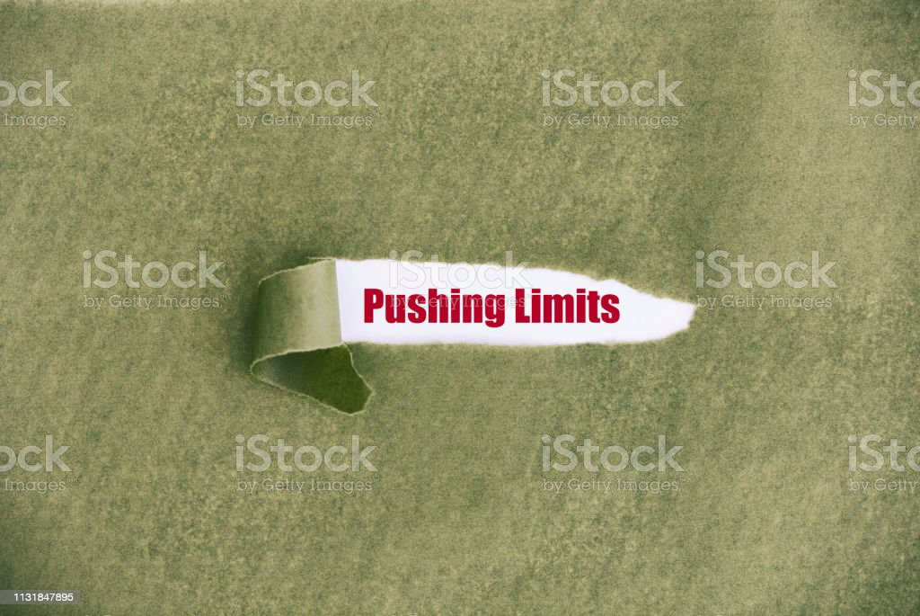 Limit Itme stok fotoğrafı