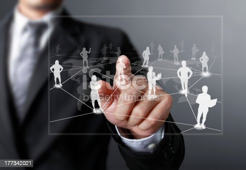522382893istockphoto pushing social network structure 177342021