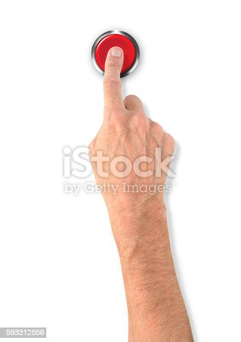 istock Pushing the Button 593312556